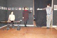 Acting training for dancers and musicians